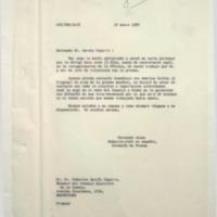 [Estimado Dr. García Capurro : Tal como le había adelantado a usted en carta personal]